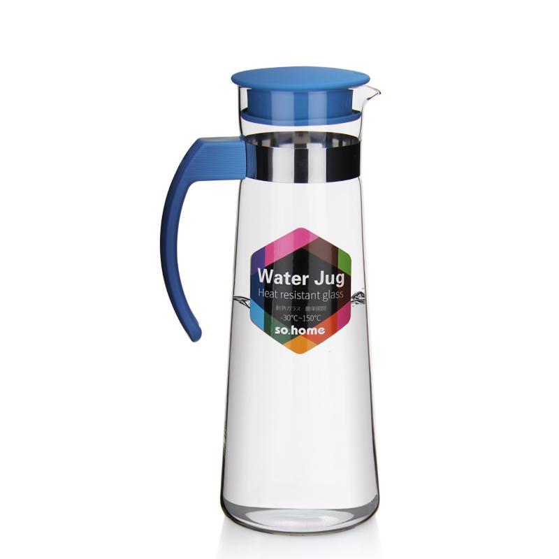 意大利laica莱卡净水壶净水器自来水过滤杯滤水壶4滤芯礼盒套装