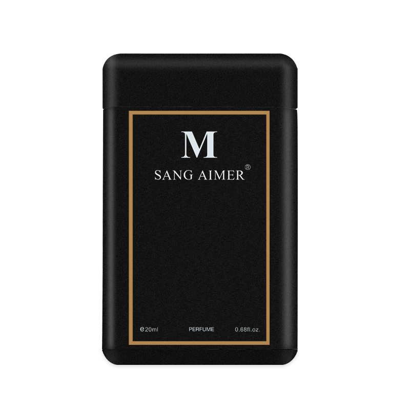SANG AIMER 卡片香水 M香水 小黑裙香型 20ml